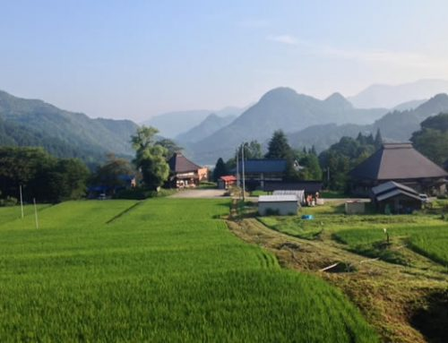 Yukiwarisou – a unique cultural experience